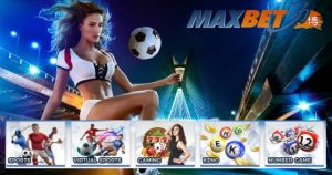 Types of games at Maxbet Online